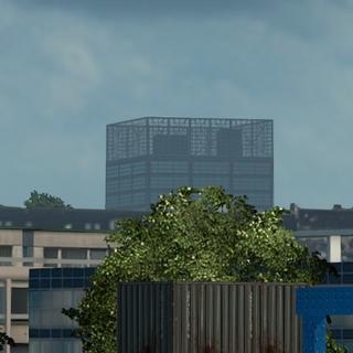 Eurocity towers