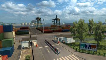 Port de Conteneur in Le Havre