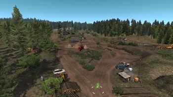 Timber Harvest site
