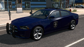 Police Seattle Dodge Charger