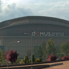Moda Center (in-game Domus Arena)