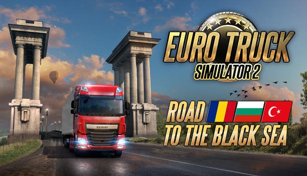 Euro Truck Simulator 2: Road to the Black Sea | Truck