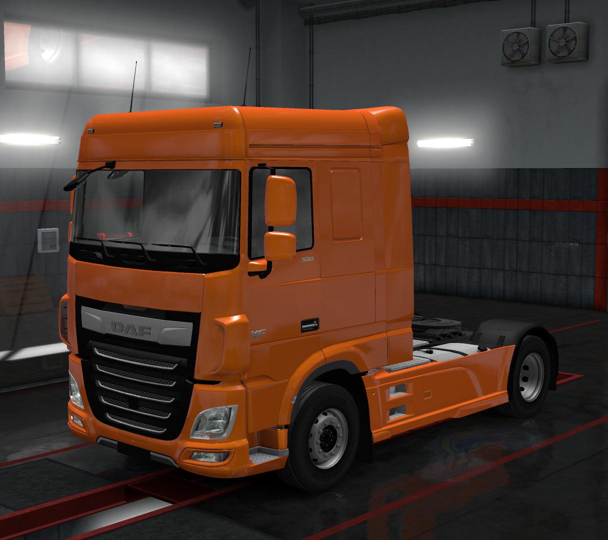 DAF XF Euro 6 | Truck Simulator Wiki | FANDOM powered by Wikia