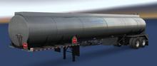 ATS Fuel Tank Trailer