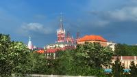 Olsztyn city centre