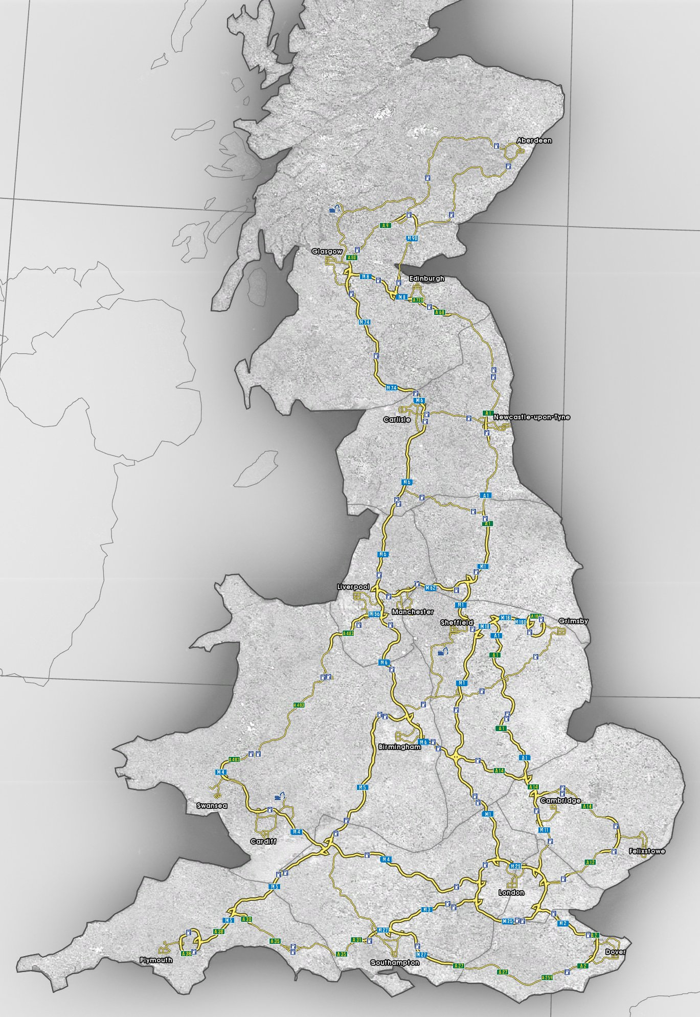 Truck Maps Uk UK Truck Simulator | Truck Simulator Wiki | FANDOM powered by Wikia