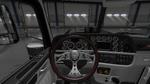 Steering Wheel Mud Flap Girl