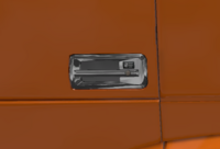 Daf xf euro 6 door handle chrome