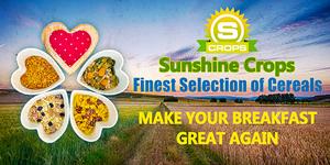 Sunshine Crops ad