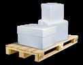 Cargo icon Polystyrene boxes