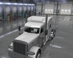 Peterbilt 389 Mirrors Duty