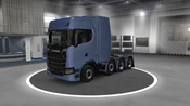Scania Preconfigured Model 12