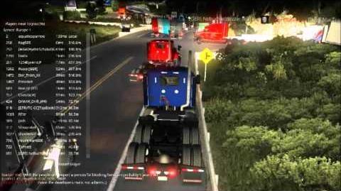 American Truck Simulator-ATS, Oxnard Crossroads, AquaticSparrow