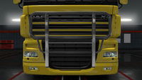 Daf xf 105 bull bar mirage