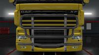 Daf xf 105 bull bar ranger