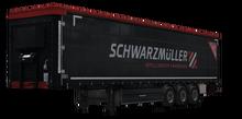 ETS2 Schwarzmüller Curtain Sider