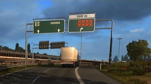 Euro Truck Simulator 2 - Italy A51