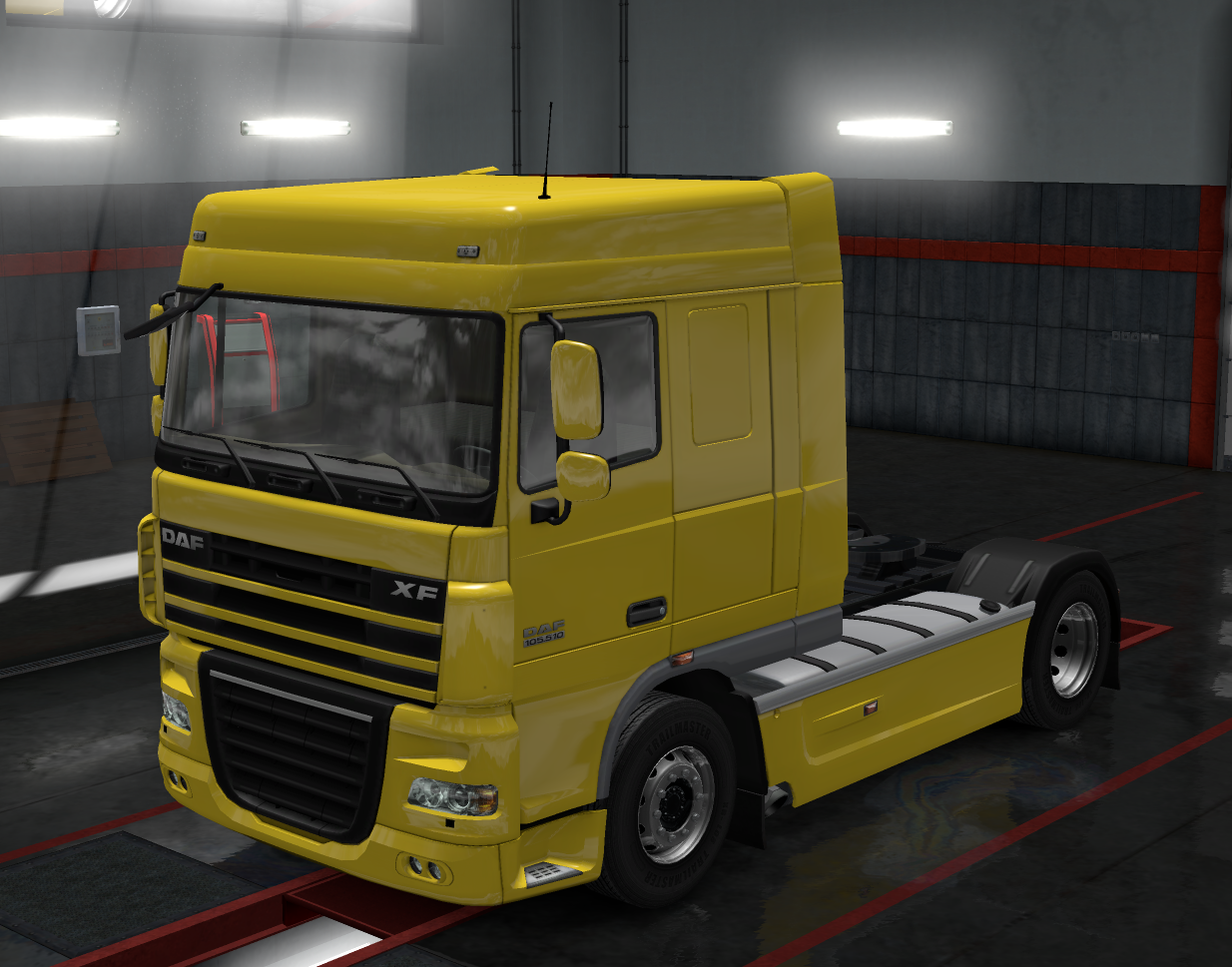 DAF XF 105   Truck Simulator Wiki   FANDOM powered by Wikia