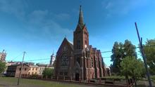 Daugavpils Martin Lutheran cathedral