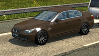 Ets2 BMW 5