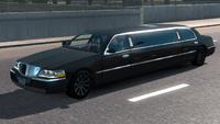 ATS Lincoln Limousine
