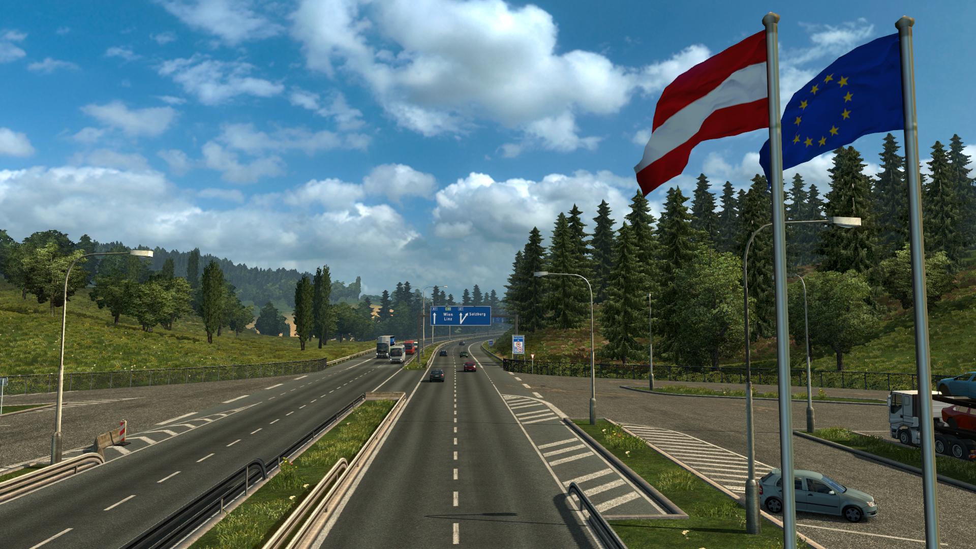 Entrance Austria Truck Simulator Wiki