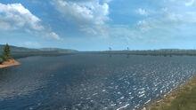 OR Upper Klamath Lake