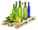 Cargo icon Emp wine bottles