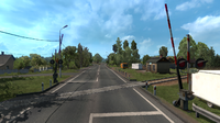 Level crossing Russia