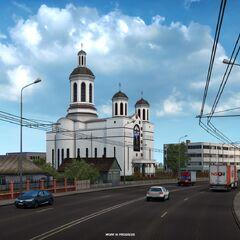 Church of the Birth of the Virgin Mary, Cluj-Napoca, Romania