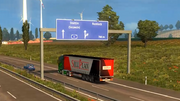 Germany A11 Stettin sign