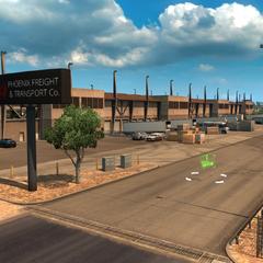 Phoenix Freight depot