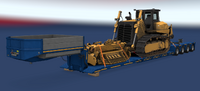 ETS2 Dozer Crawl - Z35K
