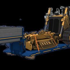 Dozer Crawl - Z35K (39 t / 86,002 lb)