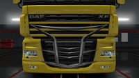 Daf xf 105 bull bar vortex