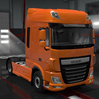 Daf XF - Pre Facelift