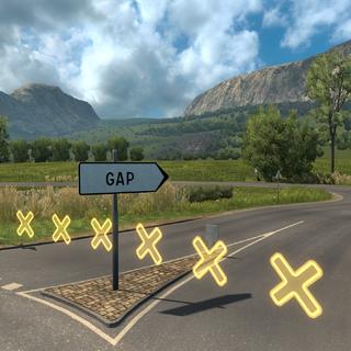 Gap (inaccesible)