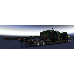 Lift Truck Chassis (94,500 lb / 42 t)