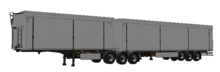 ETS2 Dry Freighter B-double