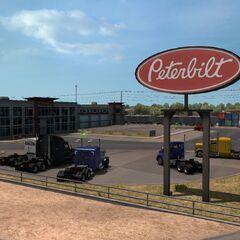 Peterbilt dealership in Albuquerque, NM
