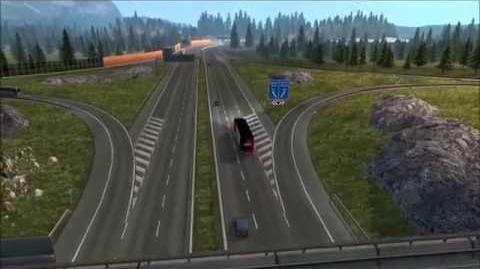 Euro Truck Simulator 2 - Austria A2