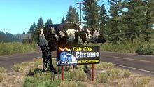 Klamath Falls Hub City Chrome