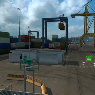 Terminal Container