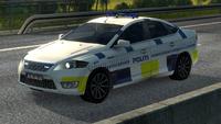 Police Denmark