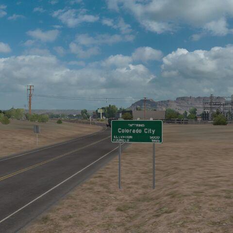 Colorado City (note the Tidbit)