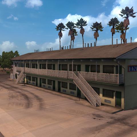 A motel in <a href=