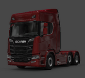 Ets2 Dealer Scania R High Roof 2