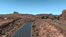 US 163 Mexican Hat