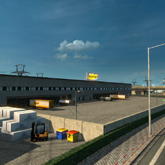 Trameri depot