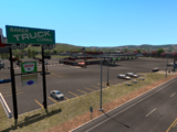 List of Truck Stops in American Truck Simulator